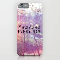 Explore Every Day iPhone 6 Slim Case