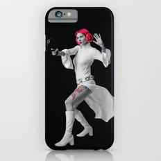 Princess Leia Strikes Back iPhone 6s Slim Case