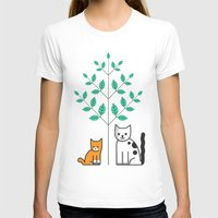 couple T-shirts featuring couple by morsomdesign
