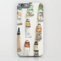Oils iPhone 6 Slim Case