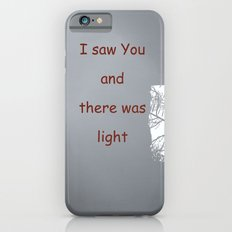 I saw You iPhone 6 Slim Case