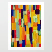 Abstract #33 Art Print