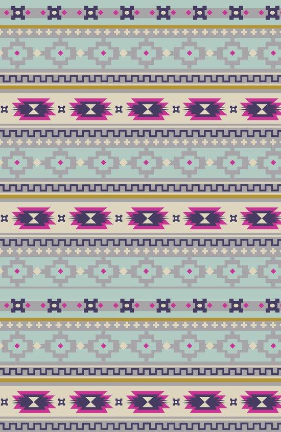 Lovely Tribal Art Print