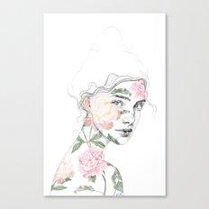 Botanical #1 Canvas Print
