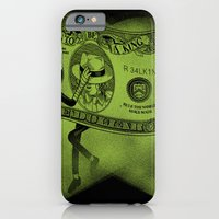 iPhone & iPod Case featuring The Real King by samalope