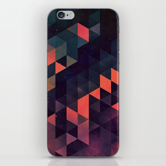 nydya iPhone & iPod Skin