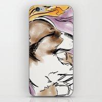 Corgi 3 iPhone & iPod Skin