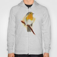 Yellow Bird Hoody