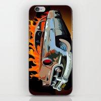 Caddy Rat Rod iPhone & iPod Skin