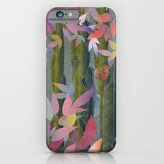 Autumn by a Waterfall Slim Case iPhone 6s
