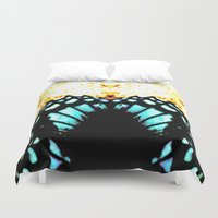 Untiled #3 Duvet Cover