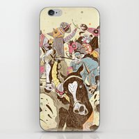 The Great Horse Race! iPhone & iPod Skin