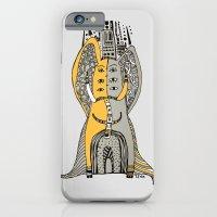 iPhone & iPod Case featuring Yellow elephant by Zina Kazantseva