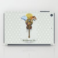 WE GOVERN WE // Lionsand… iPad Case