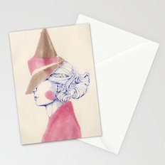 A Touch of Pink Stationery Cards