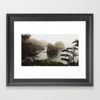 Cape Flattery Framed Art Print