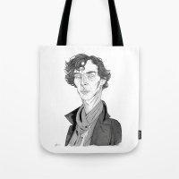Benedict Cumberbatch - S… Tote Bag