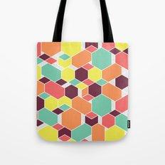 Hex P II Tote Bag