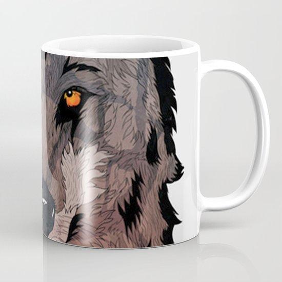 Wolf Mother Mug
