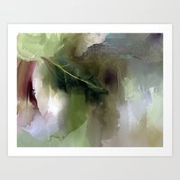 Greensleeves Art Print