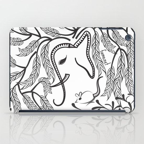 Jungle Ele iPad Case
