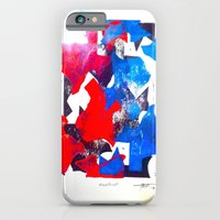 iPhone & iPod Case featuring Texas by Evan Hawley