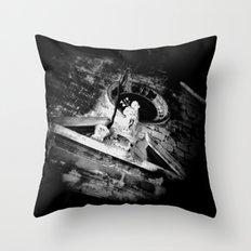 Midnight in Dubrovnik 02 Throw Pillow