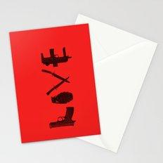 LOVE - Bloody Valentine Stationery Cards