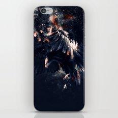 NIGHT HUNTER iPhone & iPod Skin