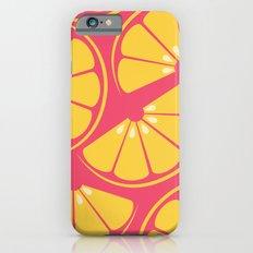 Citrus: Orange Slim Case iPhone 6s
