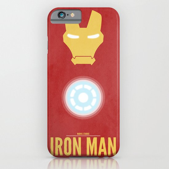 Iron Man iPhone & iPod Case