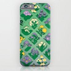 Flower Field iPhone 6 Slim Case