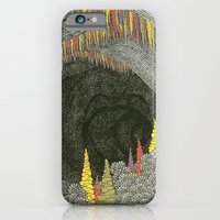 iPhone & iPod Case featuring Color Cave by Amanda James