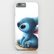 iPhone & iPod Case featuring Stitch by Patricia Teo