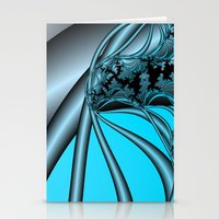 Steel Solice Stationery Cards