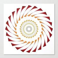Circle 3B Canvas Print