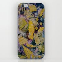 Gloden Harvest Collage iPhone & iPod Skin