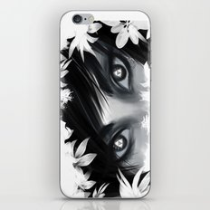 Triforce Stare iPhone & iPod Skin
