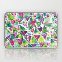 COLLAGE LOVE: Funky Tria… Laptop & iPad Skin
