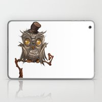 It surely was a hoot! Laptop & iPad Skin