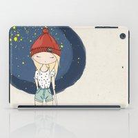 Ange - Fashion Illustrat… iPad Case