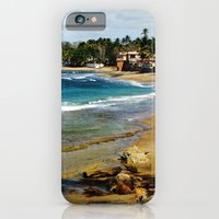 iPhone & iPod Case featuring Aguada by Ricardo Patino