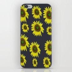 Sunflowers iPhone & iPod Skin