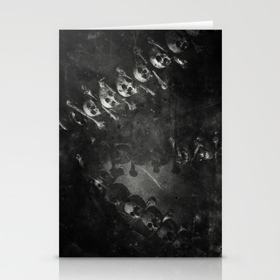Once Were Warriors VII. Stationery Card