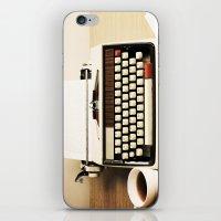 Tell Me A Story III iPhone & iPod Skin