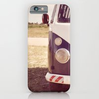 iPhone & iPod Case featuring Campervan by Gisele Morgan