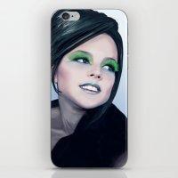 Little Diva iPhone & iPod Skin