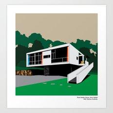 Rose Seidler House, Harr… Art Print