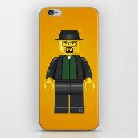Lego Walter White - Vect… iPhone & iPod Skin