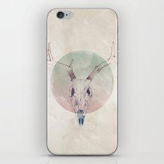 Bones iPhone & iPod Skin